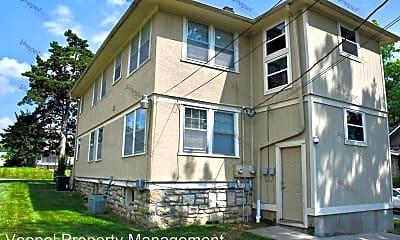 Building, 5446 Harrison St, 2