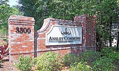 Community Signage, Ansley Commons Apartments, 2