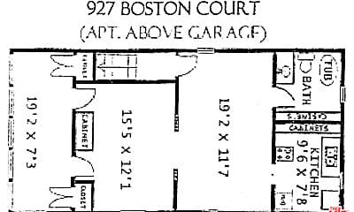 927 Boston Ct, 2