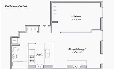 Patio / Deck, 30 E 22nd St, 2