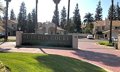 AUDUBON COURT, 1