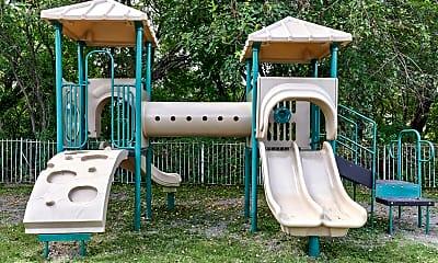 Playground, Pecan Grove, 2