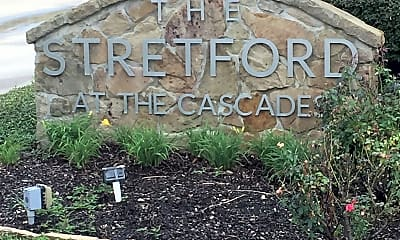 The Stretford at the Cascades, 1