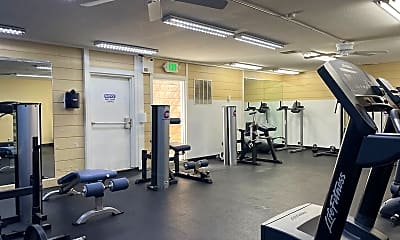 Fitness Weight Room, 1621 Hotel Circle S. Unit E304, 2