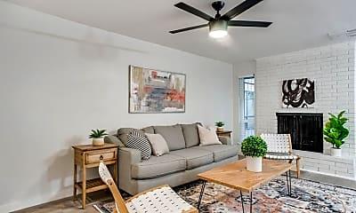Living Room, 4207 Bowser Ave, 2