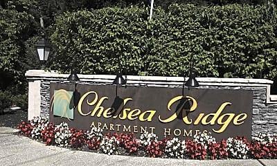 Community Signage, Chelsea Ridge, 2