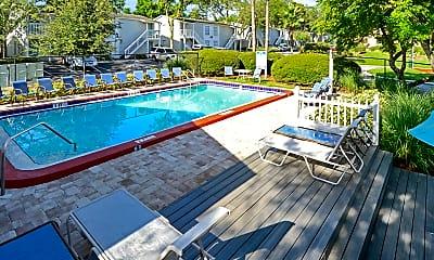 Pool, Heritage Cove Apartments, 1