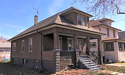 Building, 2309 3rd St, 1
