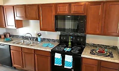Kitchen, Chapel Hill, 2
