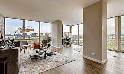 Living Room, 3100 E Cherry Creek S Dr, 0