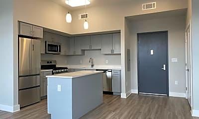Kitchen, 22 Center St 202, 1