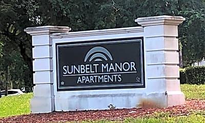 Sunbelt Manor, 1