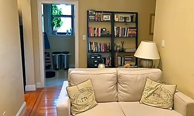 Living Room, 215 W 16th St, 2