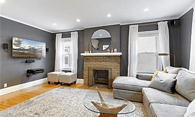 Living Room, 5122 Chicago Ave, 1