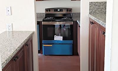 Kitchen, Casa Granada, 1