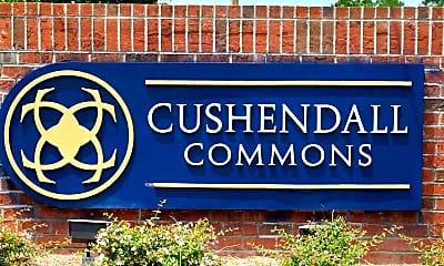 Community Signage, Cushendall Commons, 2