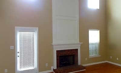 Living Room, 7911 Leisure Lane, 1