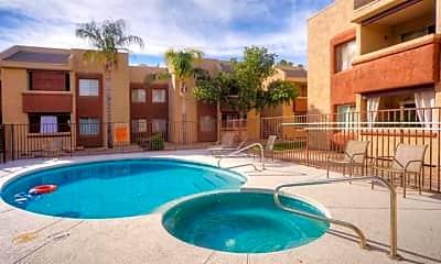 Pool, 4410 N Longview, 214, 2