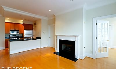 Living Room, 1640 16th St NW, 1