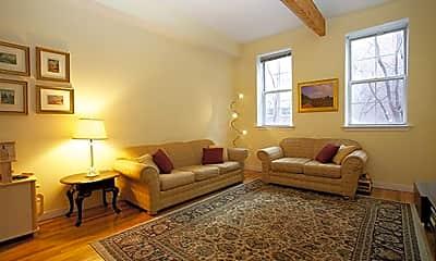 Living Room, 1034 Clinton St 210, 0