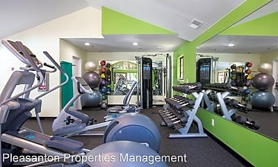 Fitness Weight Room, 420 Canyon Woods Pl, 2