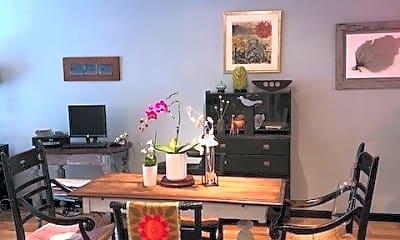 Dining Room, 4001 Wilshire Ln, 1