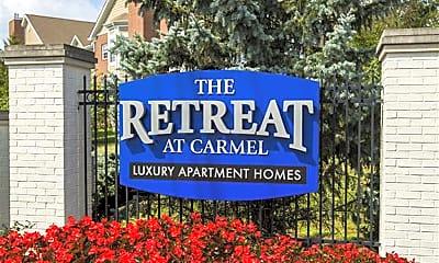Community Signage, The Retreat at Carmel, 0