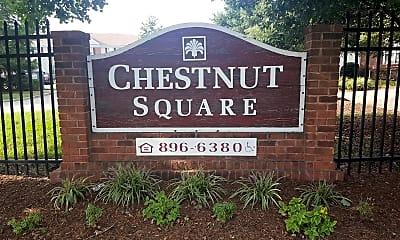 Chestnut Square Apartments, 1