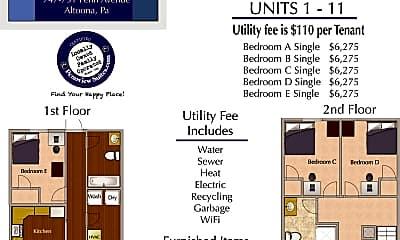 Bedroom, 751 Penn Ave, 2