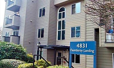 Building, 4831 Fauntleroy Way SW, 0