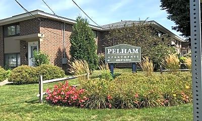 Pelham Apartments, 1