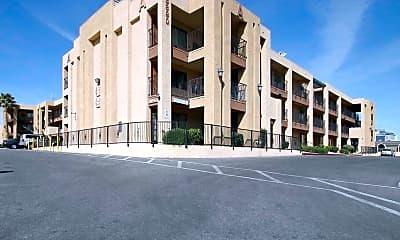 Building, Siegel Suites Tropicana, 0