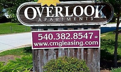Overlook Apartments, 1
