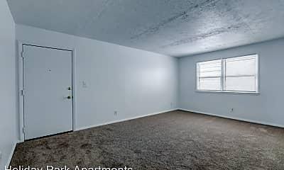 Living Room, 1410 Croxton Ave, 1