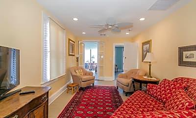 Living Room, 14 New York Ave 2, 1