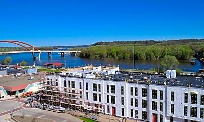 Building, Artspace Hastings River Lofts, 0