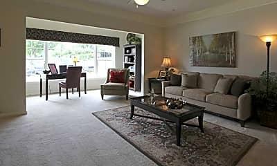 Living Room, Abberly Grove, 1