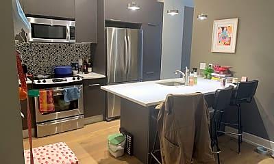 Kitchen, 1222 Locust Street, 2