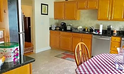 Kitchen, 57 Dartmouth St 2, 1