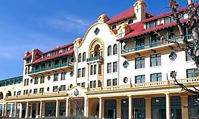 Hotel Stockton Apartments, 0
