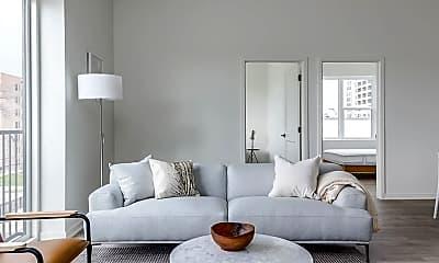 Living Room, Common Adams, 1