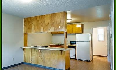 Living Room, 1016 & 1024 SE Latah, 1