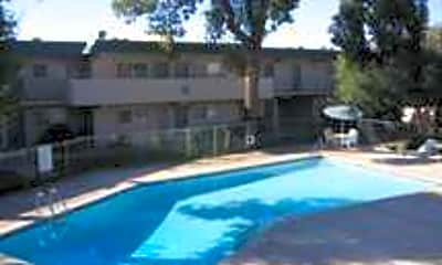 Ocotillo Apartments, 1