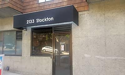 2133 Stockton, 1