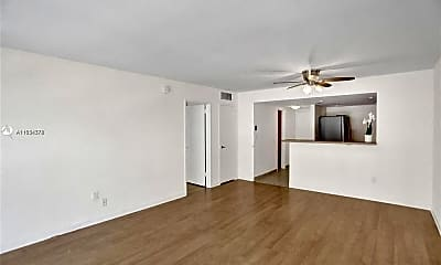Living Room, 1228 West Ave, 2