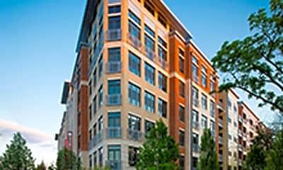 Building, Solaire Wheaton, 2
