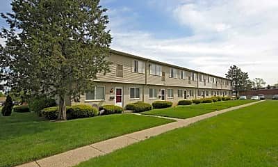 Building, Canton Gardens Apartments, 0