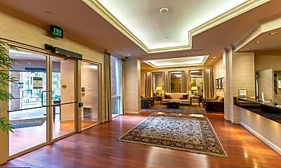Living Room, 4808 Moorland Ln 809, 1