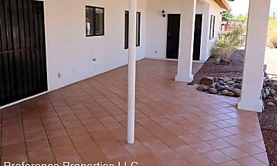 Patio / Deck, 2540 S Player Ave, 2