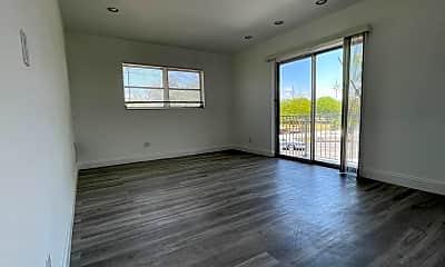 Living Room, 1030 NE 7th Ave, 1
